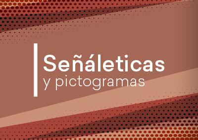 Señaléticas y pictogramas