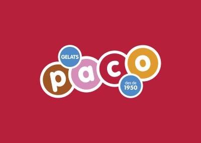 Gelats Paco